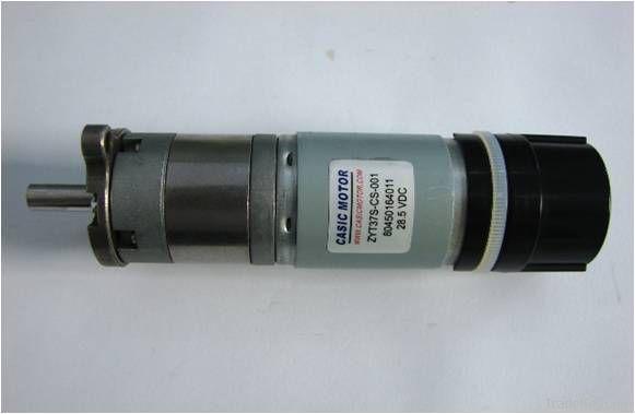 planetary gearbox motor