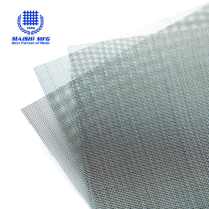 Best quality stainless steel wire net for filtration