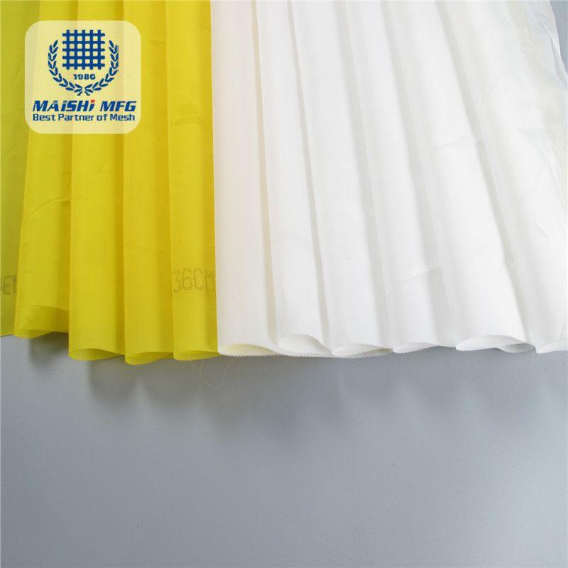 polyester mesh screen printing mesh for T shirt Printing