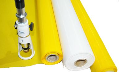 120T polyester screen printing mesh for machine printing