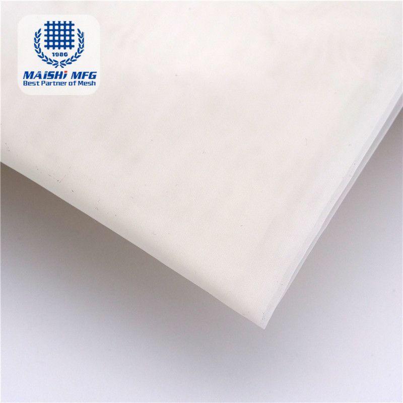 White durable nylon filter mesh