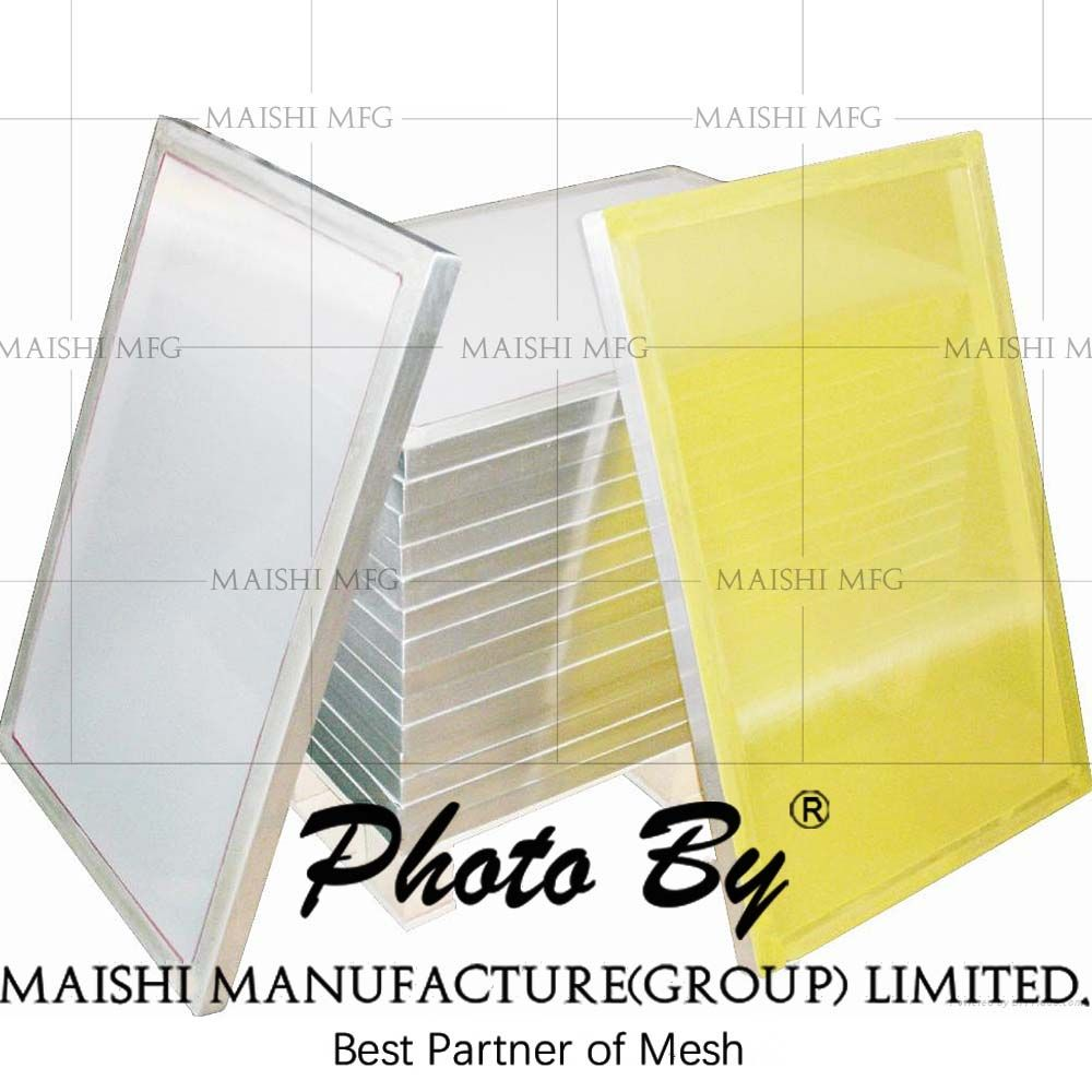 polyester silk screen mesh bolting cloth for machine printing