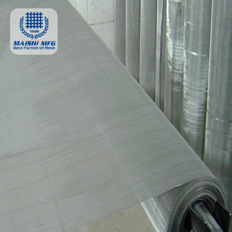 Stainless Steel Wire Screen Mesh for Precision Printing