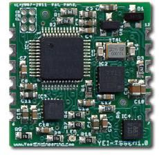 3-Space Embedded AHRS/IMU/MoCap