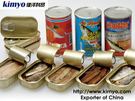 Canned Fish Series
