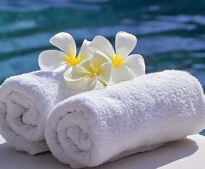 Quality Hotel Bath Towels