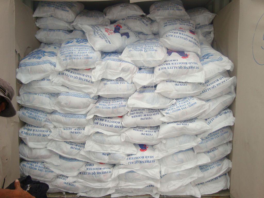 Good quality Vietnamese Jasmine rice