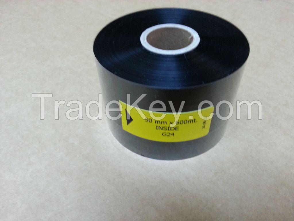 Near Edge Thermal Transfer Ribbon