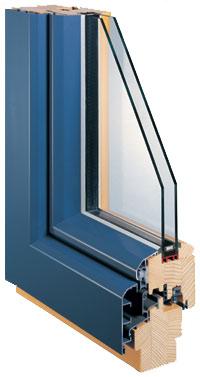 BMB Alu-Clad windows