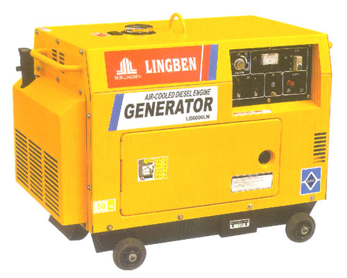 4kw Silent Diesel Generator