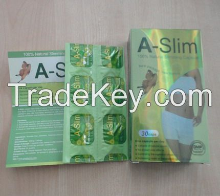 A-Slim Herbal Weight Loss Capsule