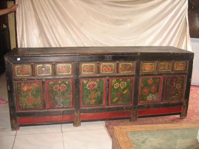 6 door 9 drawer cabinet
