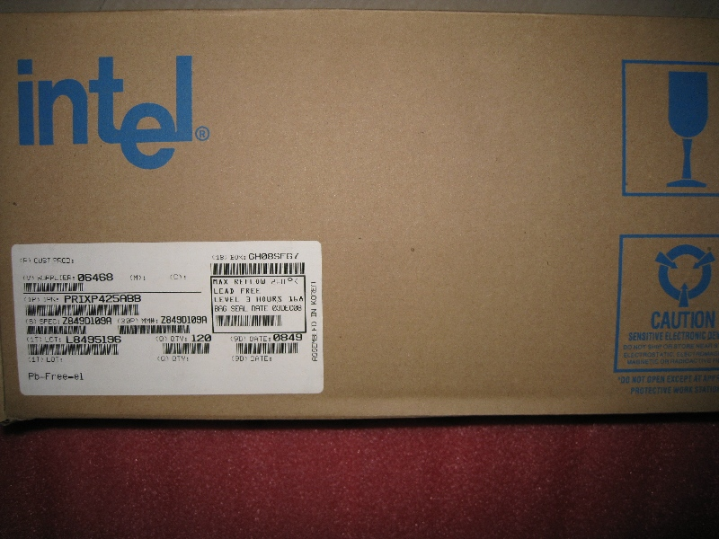 Intel Electronic Component