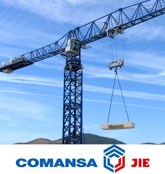 Tower Crane CJ550