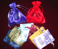 various kinds of  pouches