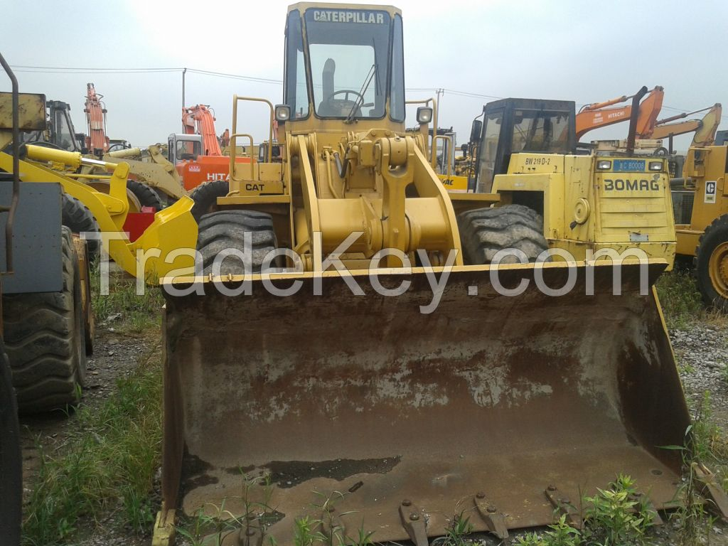 used caterpillar 950E wheel loader
