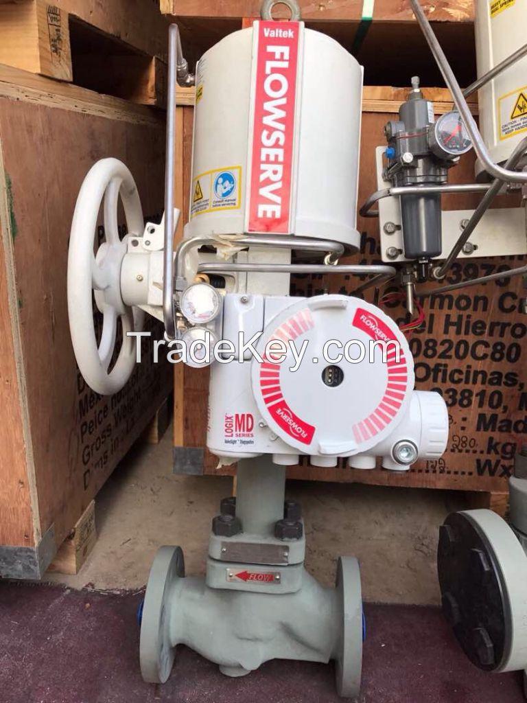 Valtek control valves