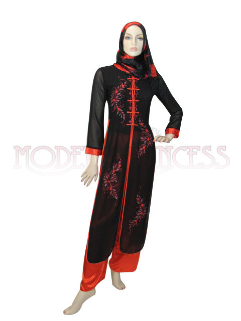 Oriental Abaya