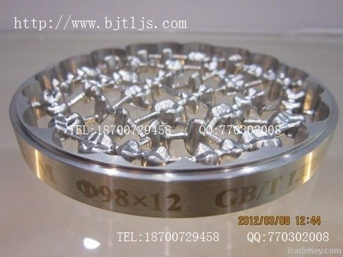 titanium disc for dentistry