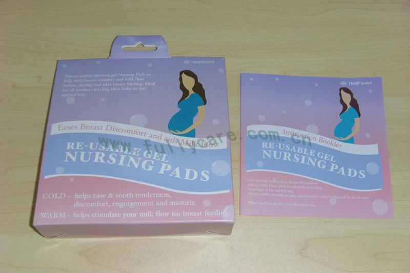Gel Nursing Pads
