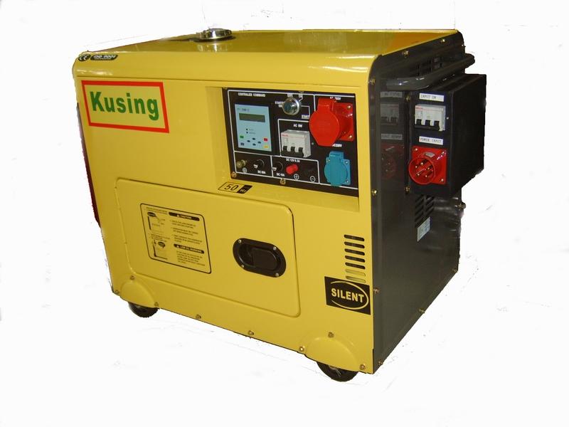 Kusing Portable Diesel Generator