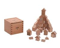 Wooden gabe
