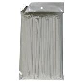 Straw, Wet Tissues