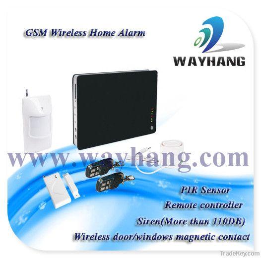 GSM Home Alarm