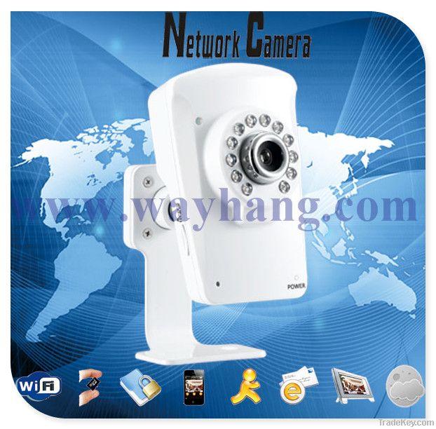 P2P Indoor IP Network Camera