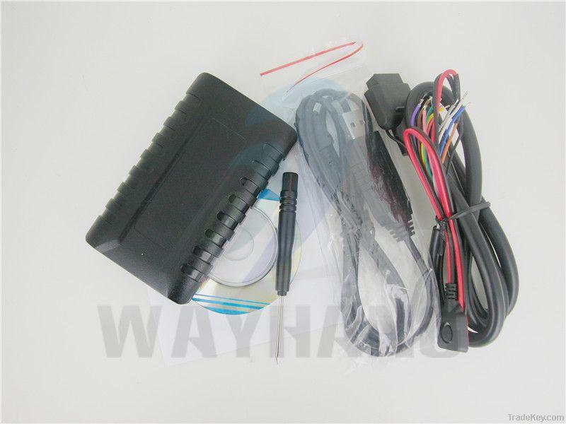 Waterproof GPS and GSM Vehicle Tracker