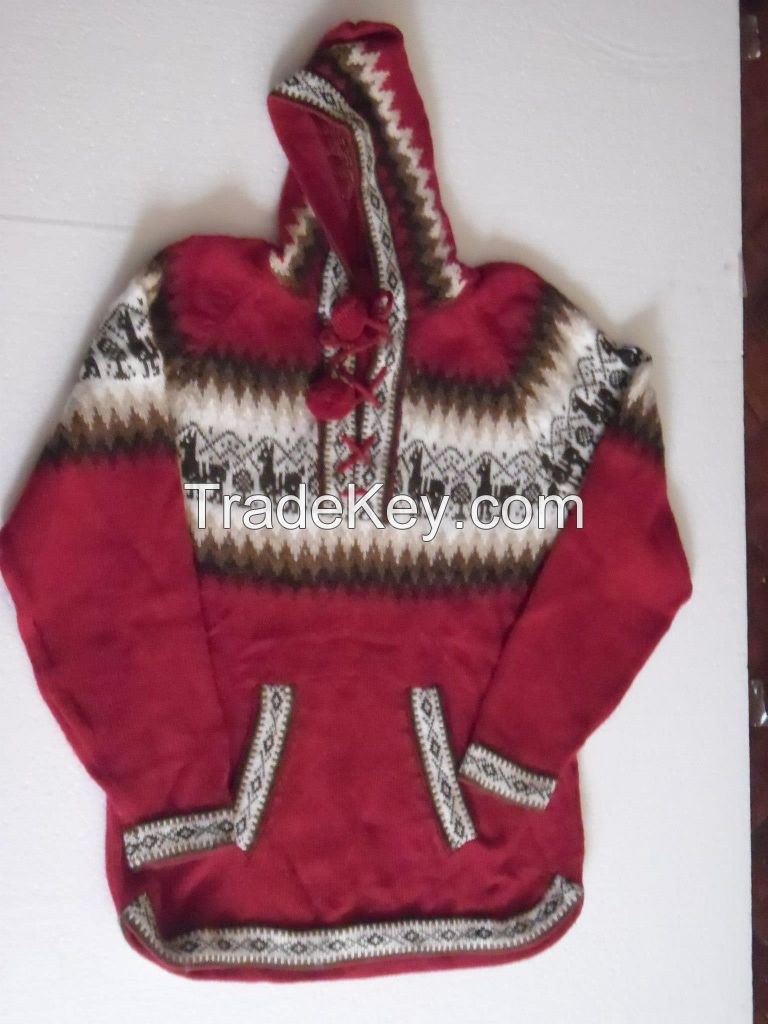 UNISEX SWEATERS AND CARDIGANS
