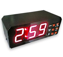 Timers for boxing