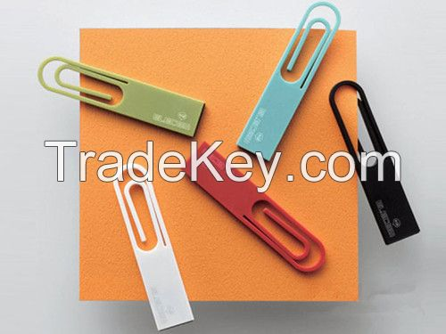 mini usb clip usb pen drive promotion gifts