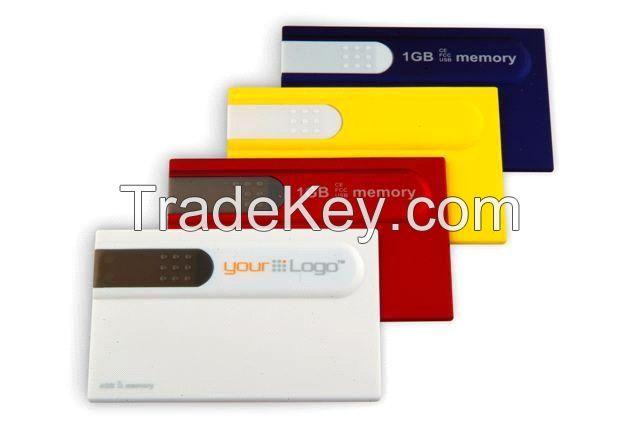 Super Thin USB Flash Drive 1GB ,2GB, 4GB, 8GB