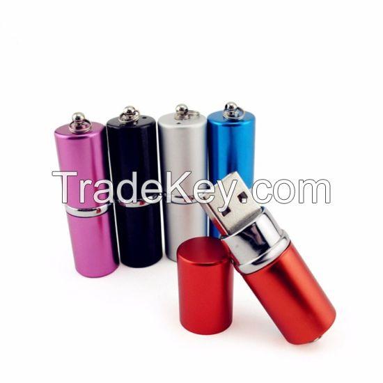Lipstick  USB Flash Drive 1GB ,2GB, 4GB, 8GB