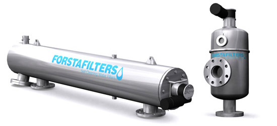 Industiral Water Filtration
