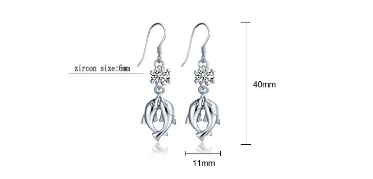 drop earrings  and sterling silver earrings