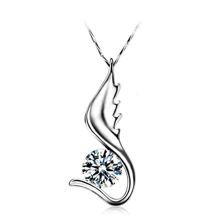 silver pendants jewelry fashion women style