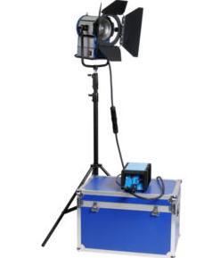 (ARRI Style) Compact 1200W Fresnel/Par HMI Daylight+Electronic Ballast