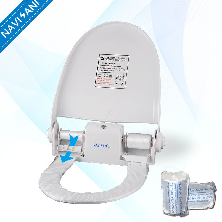 Automatic Sanitary Toilet Seat Cover WC Toilet bowl High Quality