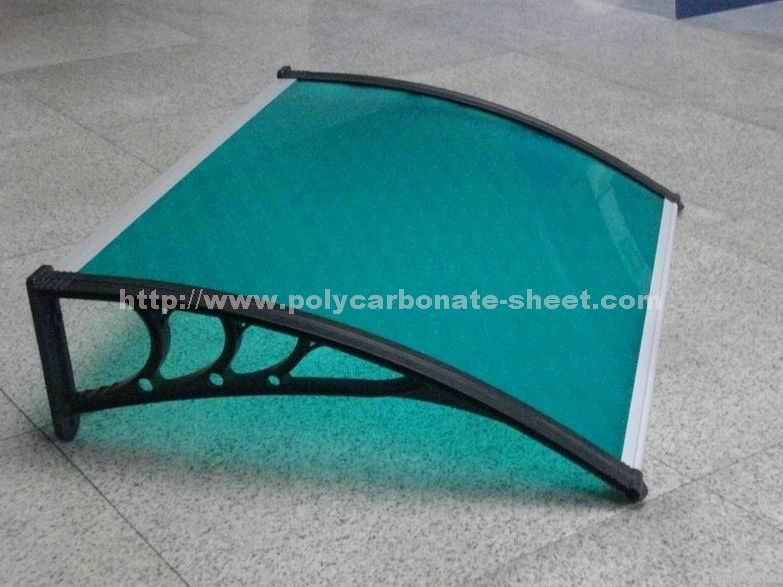Polycarbonate Awning DIY
