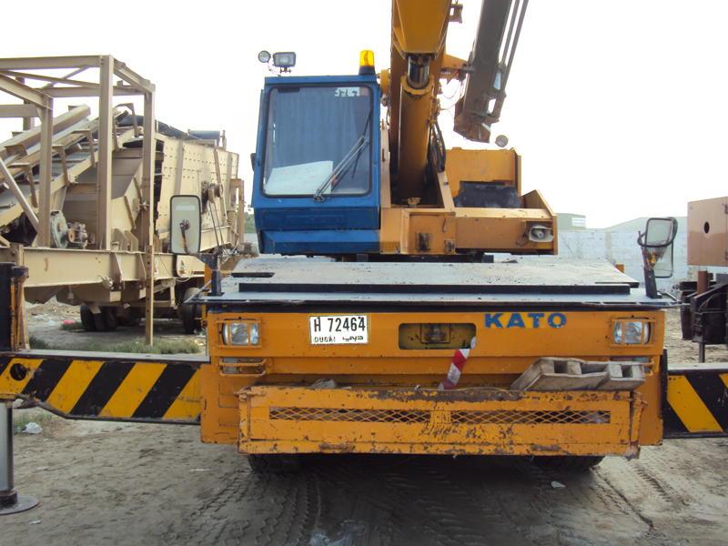 KATO Crane 25 tons