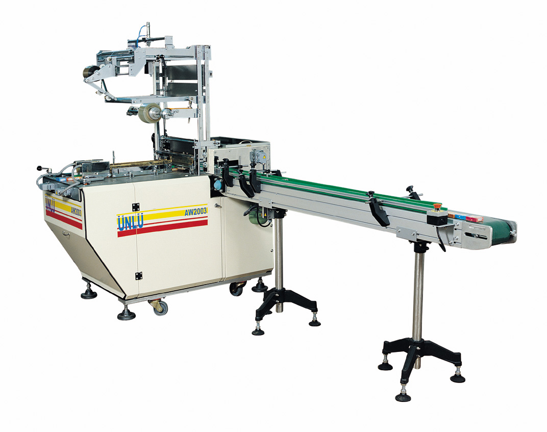 Over Wrapping Machines
