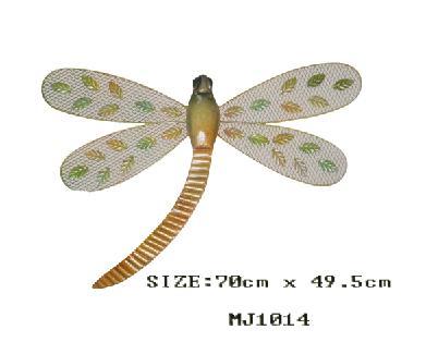 Dragonfly Wall Decoration