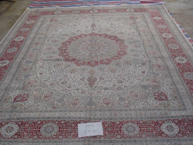 300L silk rug