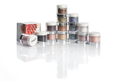 Mineral Eye Shadows