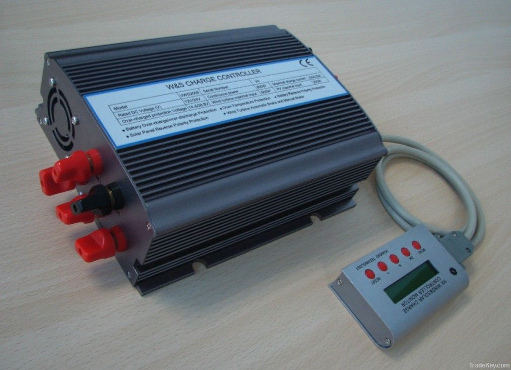 600W charge controller