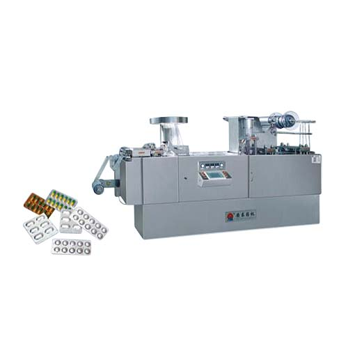 Self-Checking Forming Al-Blister Packaging Machine