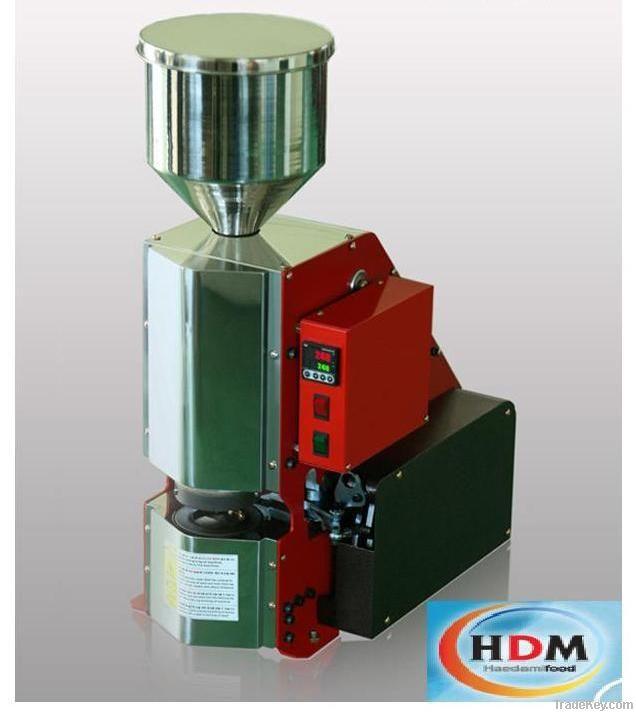 HDM rice popping machine