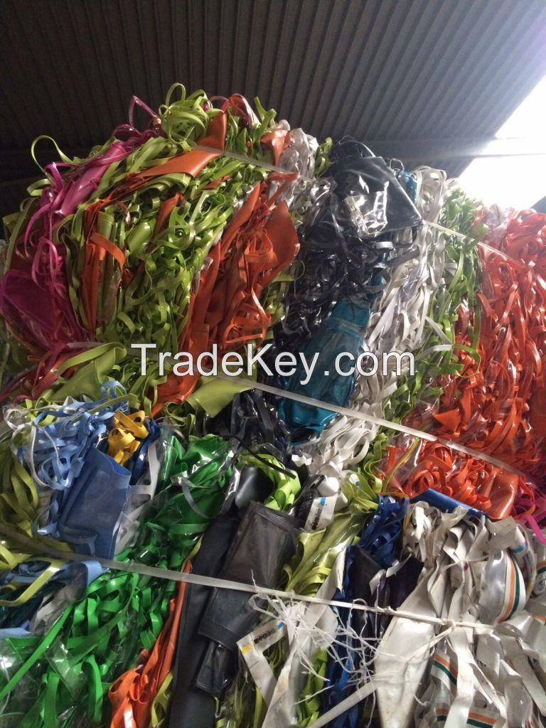 soft pvc production scrap